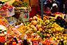 Market in La Paz