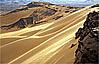 Dunes at Ain Umm Elefah near Bahariyya, Egypt