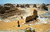 Valley in Western Desert