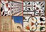 At the exquisitely symmetrical Taj Mahal, white marble with pietra dura (inlay of semiprecious stones) harmoniously dazzles the senses