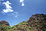 Limestone cliffs on the way from Mahaxai to Tha Khaek