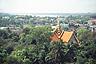 Skyline of Vientiane