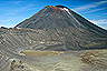 Mt. Ngauruhoe is now also known as Mt. Doom in the Land of Mordor