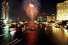Fireworks for Loi Krathong